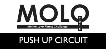 MOLO Week 7: Push Up Circuit