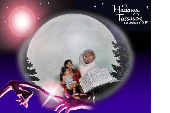 KIDS GO FREE- Madame Tussauds Hollywood with Adult Admission