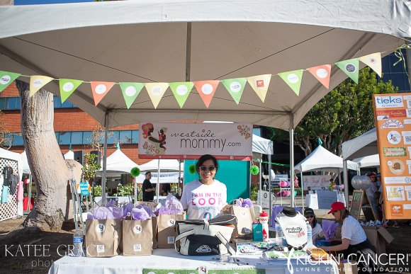 Westside Mommy Booth! Photo by Katee Grace Photography