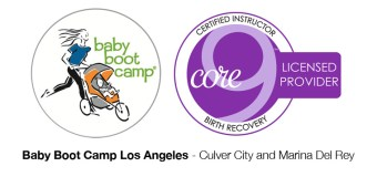 Baby Boot Camp's Core 9 Birth Recovery Program