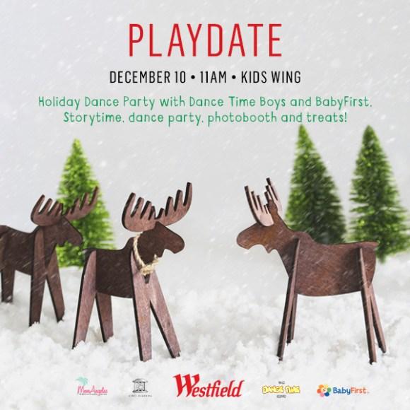 December Playdate