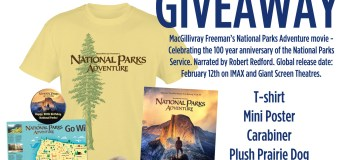 National Parks Adventure Movie and Giveaway