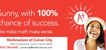 How Mathnasium Culver City helped my daughter – Guest post