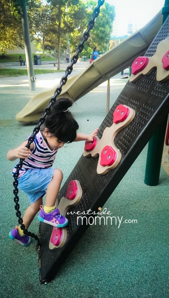 PurpleSneakers_playground_climbing