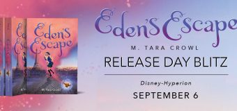 Eden's Escape Release Day Blitz and $50 Gift Card Giveaway