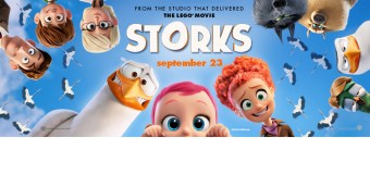 STORKS puts a comedic spin on an old myth – In Theaters September 23rd