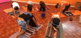 Zooga Yoga helps relieve the stresses of tween life