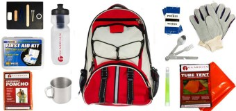 """What to pack in your Emergency Kit, A.K.A. Get Ready for the """"Big One"""""""