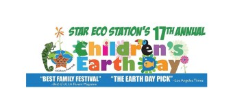Save the Date for STAR Eco Station's Children's Earth Day Family Festival in Culver City