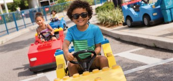 I'm an Official Legoland Blogger + Special Deal for San Diegans April 29th