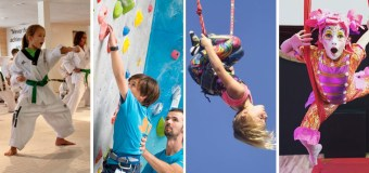 Day camps to keep your kids physically active this summer
