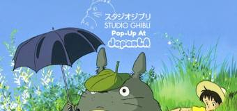 Official Studio Ghibli Pop-Up & Opening Party at JapanLA!