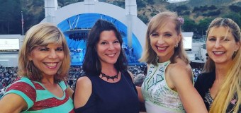 Moms night out at Hollywood Bowl