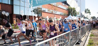 REGISTER TODAY to join Westside Mommy at the Kickin' Cancer! 5K Run, Walk, Stroll – Sunday Oct.1