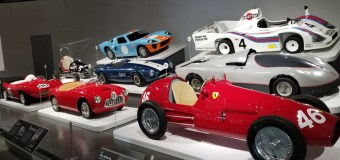 """Sidewalk Speedsters: The Grown-Up World of Children's Cars"" at The Petersen Automotive Museum"