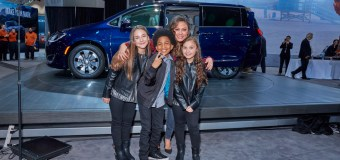 Chrysler Pacifica Reception at the L.A. Auto Show