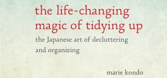 BOOK: Marie Kondō's Japanese Art of Decluttering and Organizing