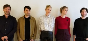 "Press Interview with ""Tully"" actors and director"