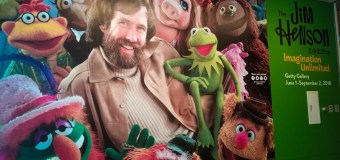 Celebrating Jim Henson at the Skirball: June 1-Sept 2, 2018