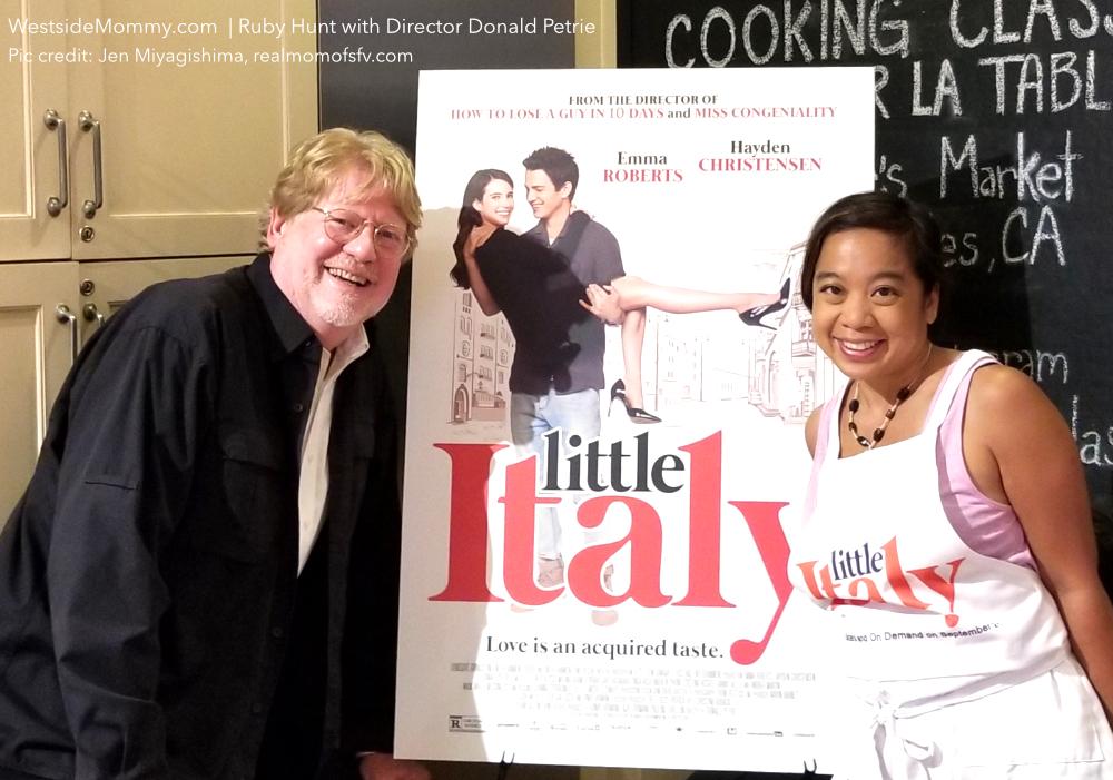 Αποτέλεσμα εικόνας για Donald Petrie: «LITTLE ITALY»