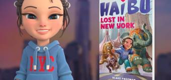 "New Book: ""Haibu Lost in New York"""