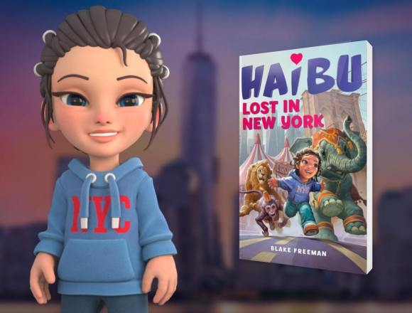Haibu lost in New York