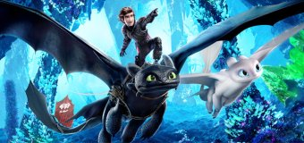 "Celebrate the upcoming Digital, 4K Ultra HD, Blu-ray, & DVD release ""How To Train Your Dragon: The Hidden World"""