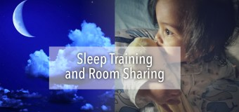 Sleep Training and Room Sharing with the 2nd Kid