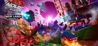 The Lego Movie World – a new land at Legoland California