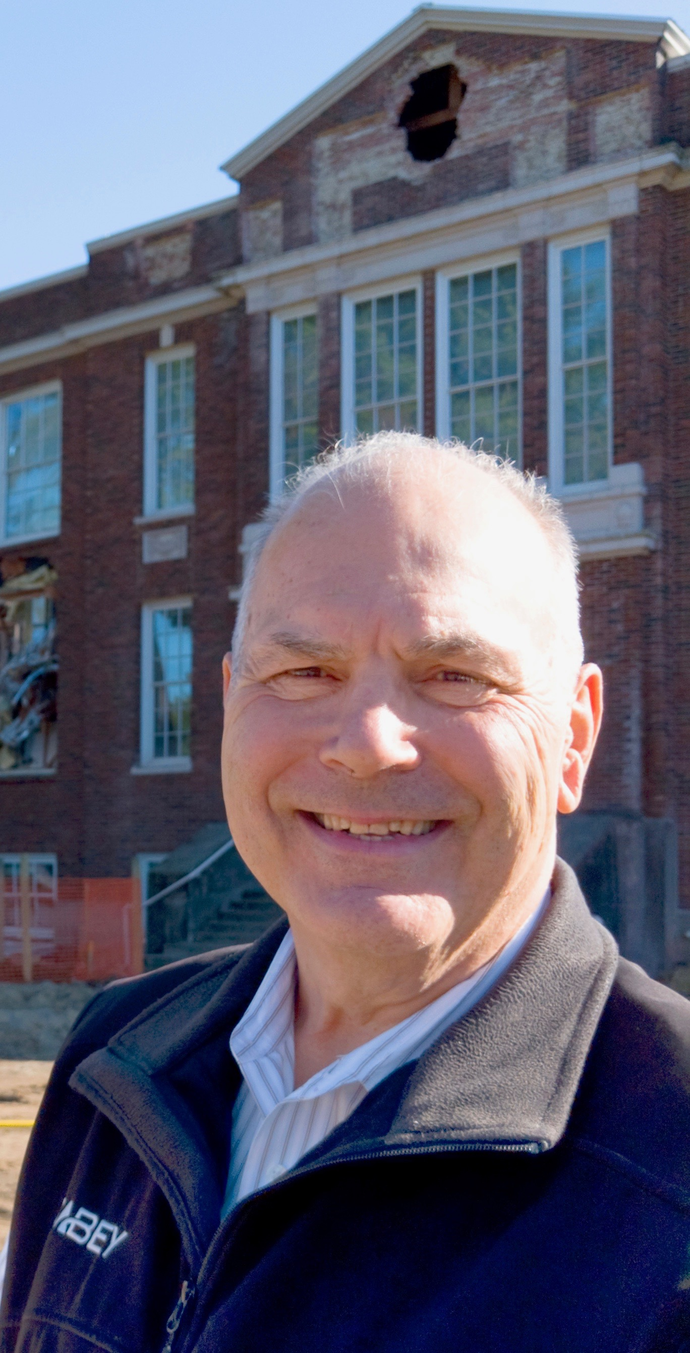 Highline Grad David Sabey Reminisces About His School Days