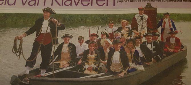 Gerard van Klaveren neemt afscheid als burgemeester