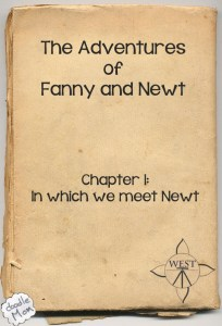 Fanny and Newt Chapter 1