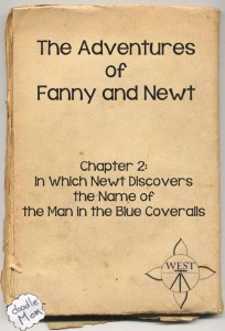 Fanny and Newt Chapter 2