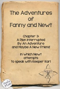 Fanny and Newt Chapter 3