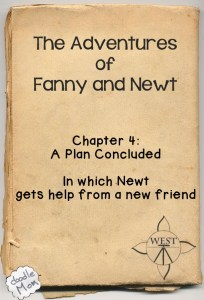 Fanny and Newt Chapter 4