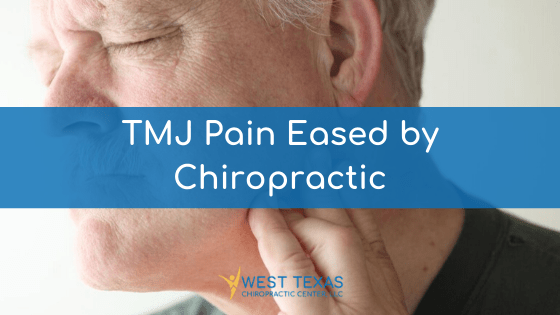 TMJ Pain Eased by Chiropractic
