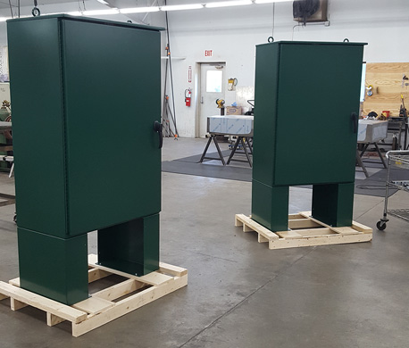 Common Uses for a NEMA 4 Enclosure   West Tool Enclosures on Outdoor Water Softener Enclosure  id=42725