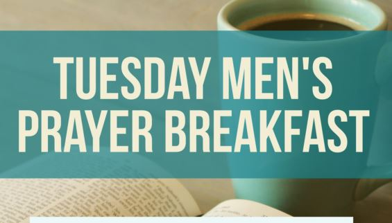 Join us at Chick-fil-a every Tuesday morning