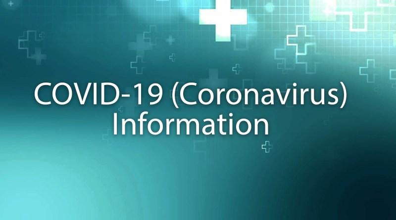 covid19 coronavirus worship info