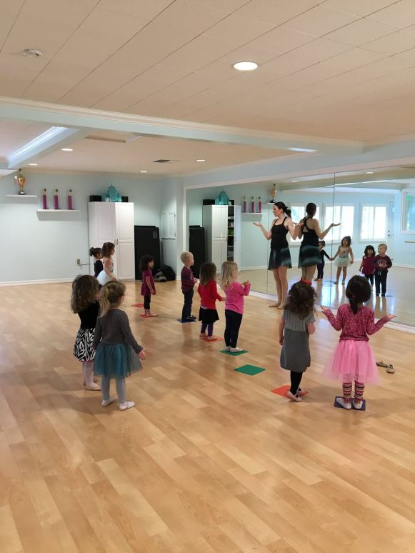 Wide variety of dance lessons for kids