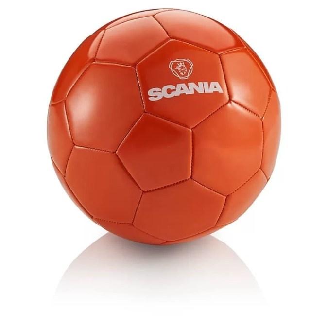Loads of fun scania football