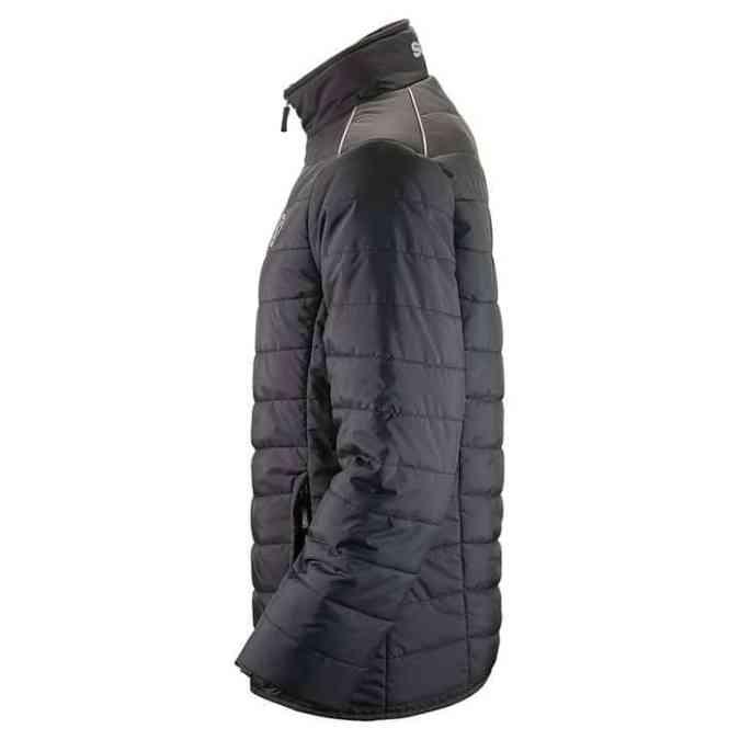 Womens insulation jacket side