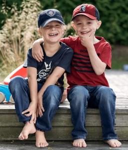 Kids Scania Cap