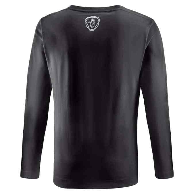 Scania mens long sleeve t-shirtback