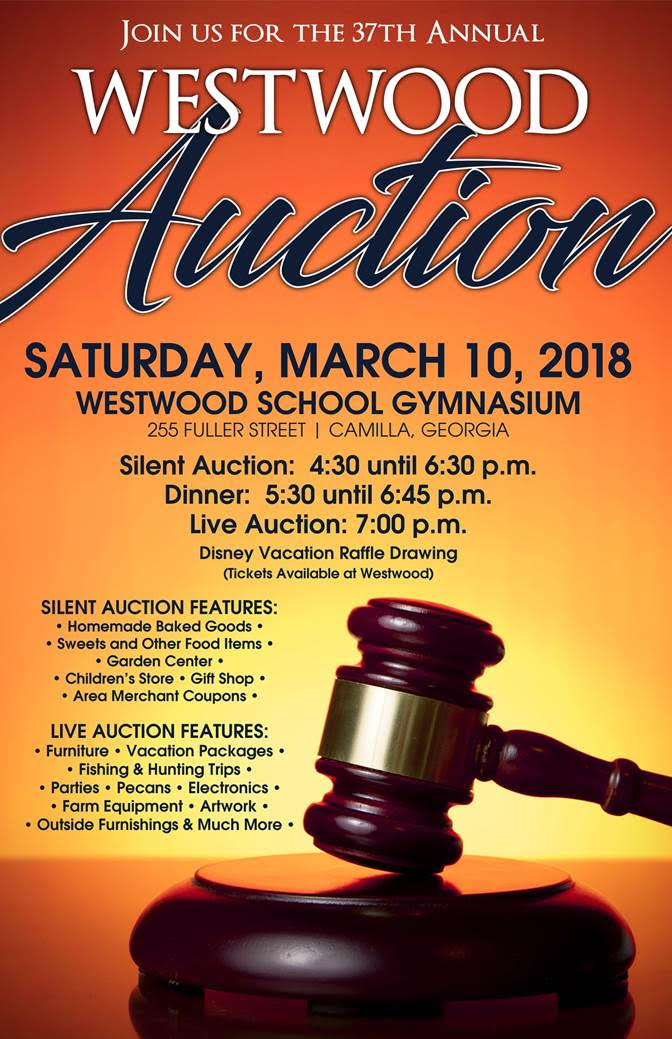 gp auction flyer westwood schools