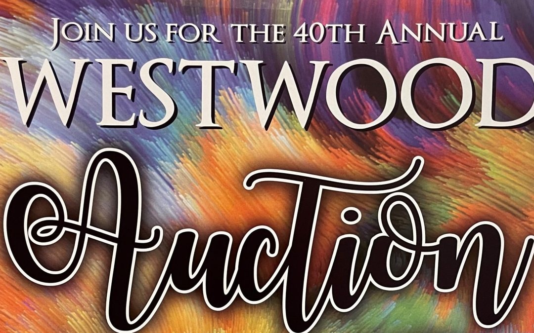 40th Annual Auction May 8th