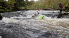 richard darkes - River Wharfe 14th October 2012