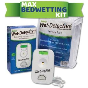 Wet-Detective pad alarm kit-1 pad