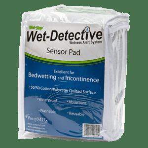 Wet-Detective Sensor Pad