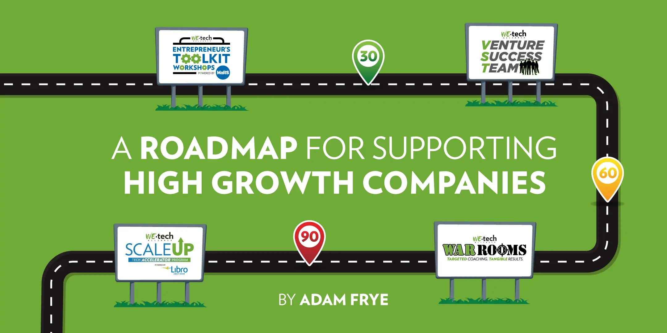 A Roadmap For Supporting High Growth Companies Wetech
